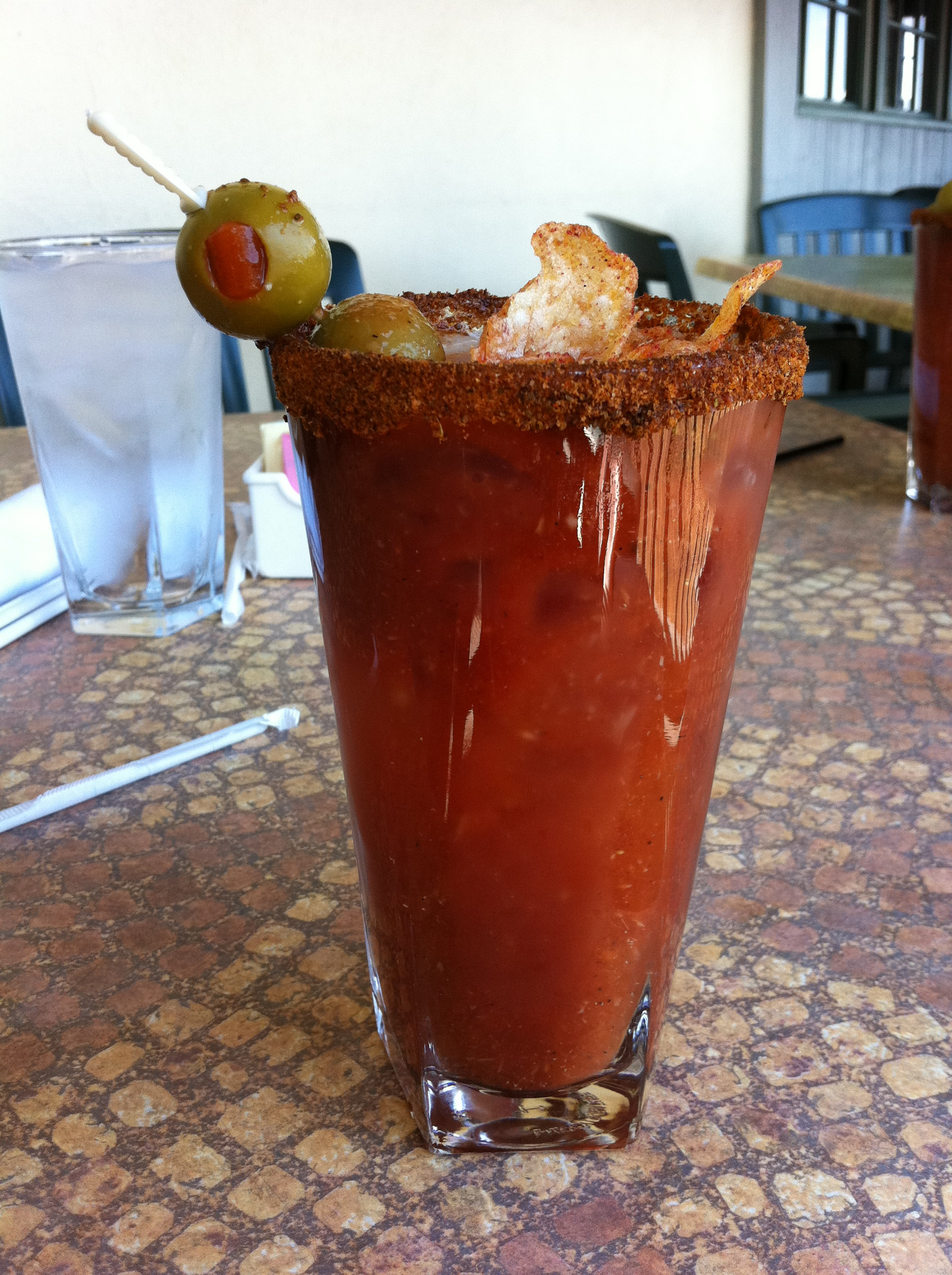 Alonzo's Bloody Mary