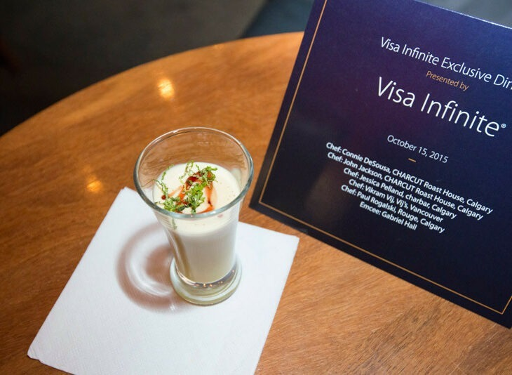 Visa Infinite Event Calgary