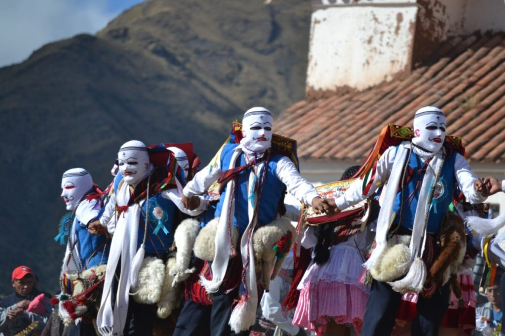 Corpus Christi Festival in the High Andes