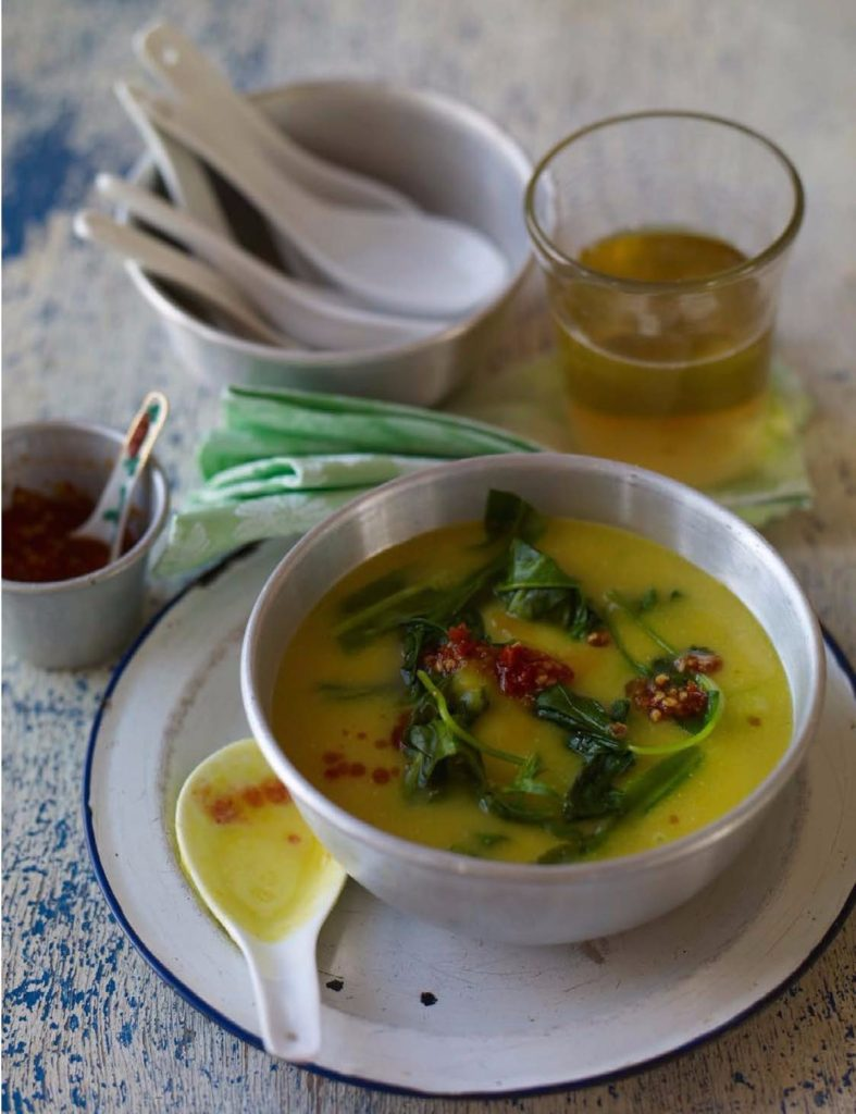 Burma Bean Soup