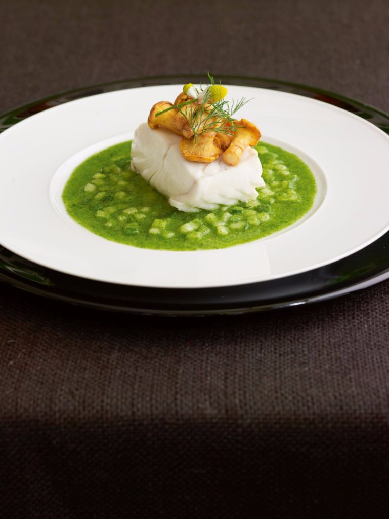 Neue Cuisine p 105