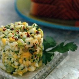 Turkish Egg Salad