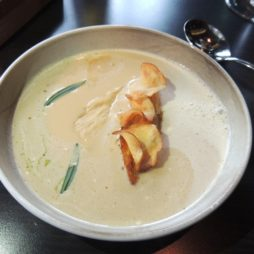 recipe jerusalem artichoke soup