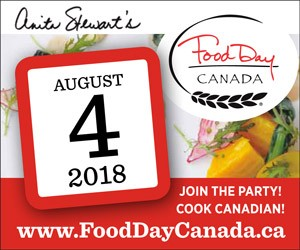 Celebrate Food Day Canada 2018