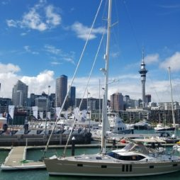 Auckland, City of Sails