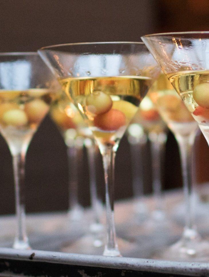 The Classic Icewine Martini