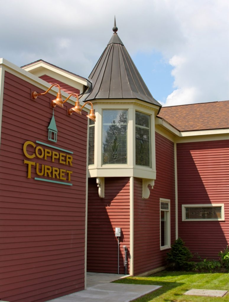 Copper Turret