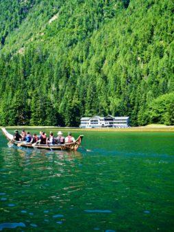 Ocean House at Haida Gwaii