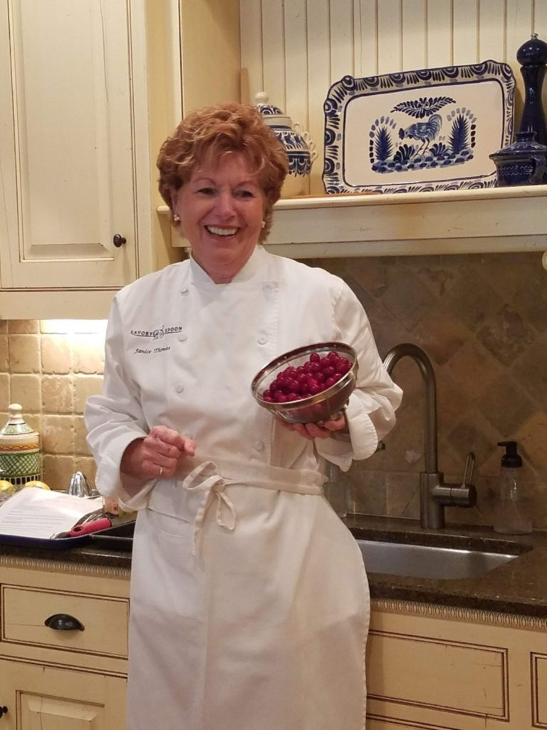 Chef Janice Thomas