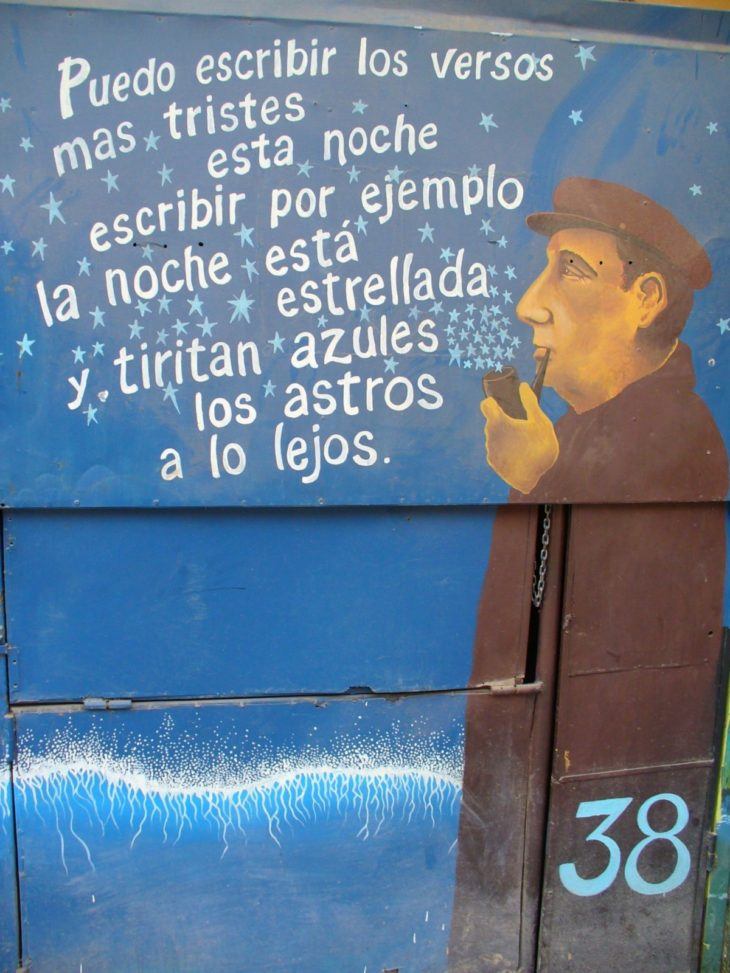 Poem by Pablo Neruda