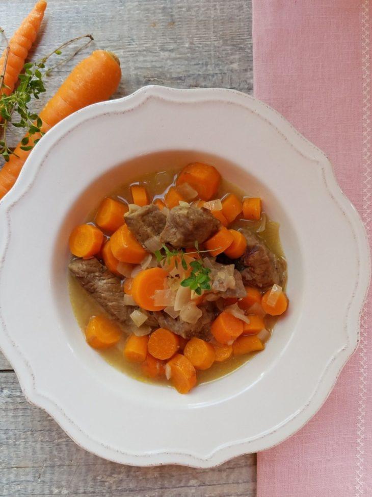 Boeuf aux Carrottes