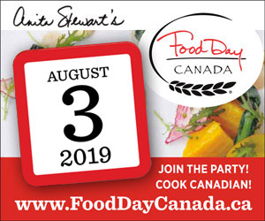 Celebrate Food Day Canada 2019