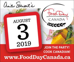 Celebrate Food Day Canada 2019