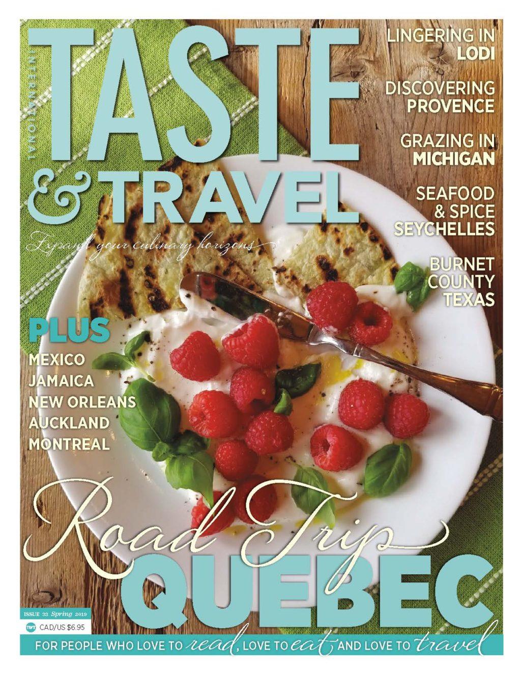 Taste&Travel Issue 33