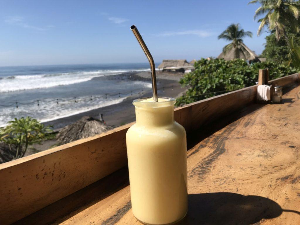 Palo Verde smoothie