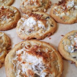 Airport Cookies