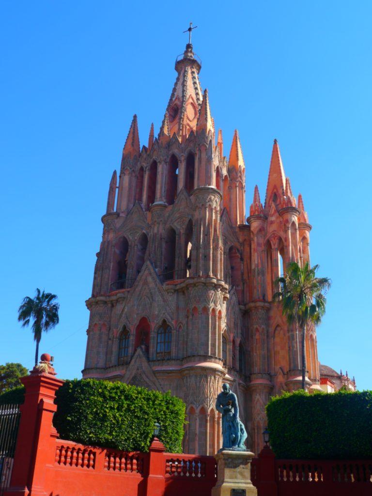 Parroquia de San Miguel Allende