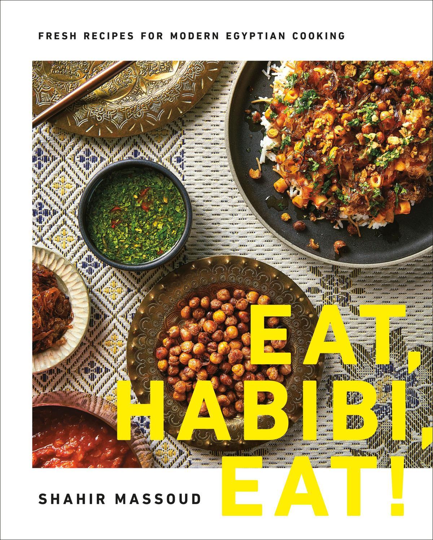 book cover Eat, Habibi, Eat