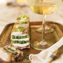 Chicken & Asparagus Terrine
